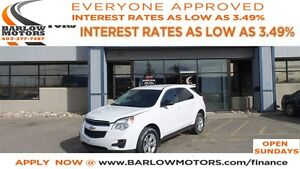 2013 Chevrolet Equinox LS (APPLY NOW DRIVE NOW)