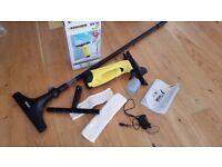 Karcher WV 50 Plus Electric Window Squeegee & Extension Pole