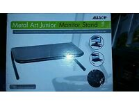 ALLSOP metal art junior monitor stand