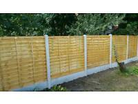 A.M Fencing and garden services best price guaranteed!!
