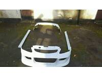 2001 honda civic type r sport vetch body kit