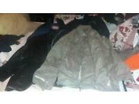Men's jacket bundle all fit large offers