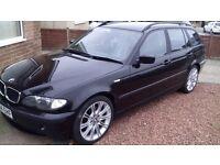 BMW 320d ES Touring 2004/04 reg