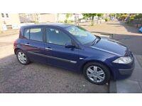 Very reliable diesel Renault Megane for sale