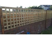Sheds play houses fencing