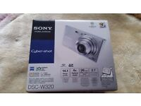 Sony CyberShot DSC-W320 14.1Mpix Immaculate condition