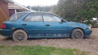 1994 Subaru Impreza (Parts)