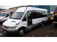 IVECO DAILY 2.8...50C13...6 SPEED GERBOX....650 £