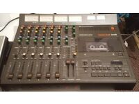 Tascam portastudio 246 Cassette tape recorder 4 tracks PERFECT WORKING CONDITION
