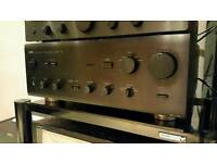 Yamaha AX750 RS Audiophile tuned Special Edition integrated amplifier amp hifi