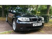 BMW 120d DIESEL AUTOMATIC ** HPI CLEAR ** LONG MOT **