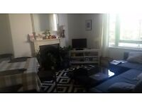 Part Furnished double room to rent in shared flat in 7 dials