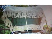 Wanted coachbuilt pram canopy sunshade pelso morland