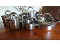 MEYER 5piece cookware set