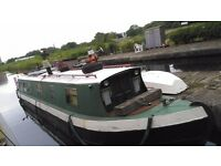 42FT All Steel Narrow Boat £11,500 ONO