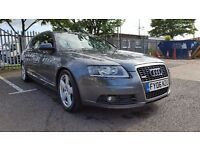 AUDI A6 AVANT ESTATE 2.7 TDI S line MANUAL ( Full year MOT )