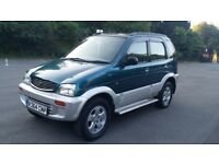 1998 DAIHATSU TERIOAS in great condition full service history NEW TIMING BELT & PUMP
