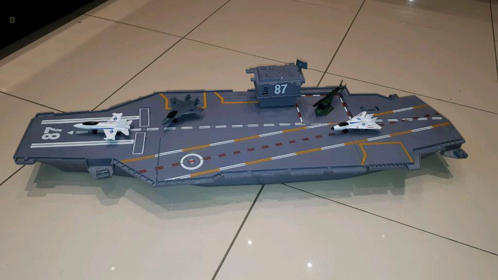 toy aircraft carrier | in Southampton, Hampshire | Gumtree