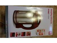 Morphy Richards soup/ smoothie maker- brand new in box- downsizing see my other ads