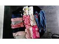 Baby girls clothes size 3-6