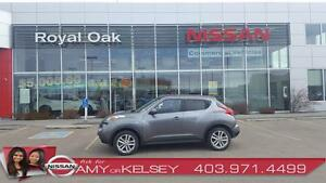 2014 Nissan JUKE **AWD/FULLY LOADED/TURBO/**