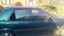 Ford Fiesta 51 - Good Runner - Spares or Repair