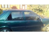 Ford Fiesta 51 - Good Runner - Spares or Repair