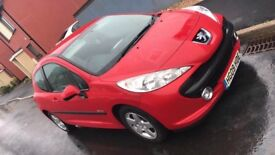 Peugeot 207 1.4 Verve - Open to reasonable offers! Good condition, Long MOT & Cheap tax