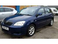 Toyota Corolla 2.0d4d Low milage