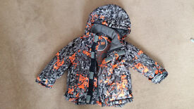 Boys coat size 2 years