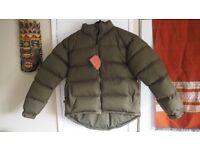 Trakker Blaze Puffa Fishing/Angling Jacket size XL