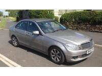 2009 58reg Mercedes C200 Manual Cdi Cheapest New Shape around