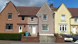 3 BED MID TERRACED HOUSE TO LET 122 HILLFOOT ROAD AIRDRIE. ML6 9PJ.