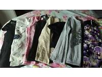 Girls 7-8 clothes bundle