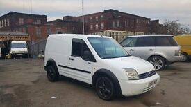 ford transit connect swb low roof with side loading door