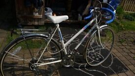 Emelle Racing bike