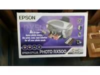 Epson Photo RX500 printer
