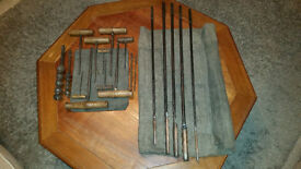 Gimlets + ROBERT SORBY boring chisels + auger bits 18 pc at 35 years old.