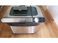 Morphy Richards Breadmaker Stainless Steel