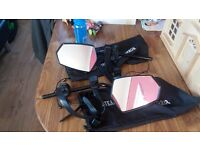 MGI Steady View Towing Mirror Twin Pack