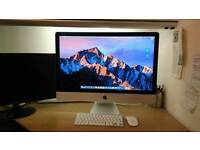 iMac 27 inch slim, under apple warranty till 2018