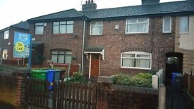 3 Bed house To Let in Burnage