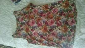 Ladies clothes size 12/14