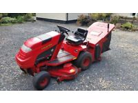 "COUNTAX HYDROSTATIC C800HE 48"" DECK RIDE ON MOWER WITH GRASS BOX"