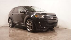 2014 Ford Edge Sport* 305HP*CUIR*TOIT PANORAMIQUE*NAVIGATION*