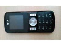 LG GB102 - Black Mobile Phone Classic Handset