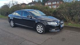 Audi A6 TDi Diesel Black Leather Full History Reading Private Hire Plate Immaculate Amazing to Drive