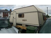 caravan maruder fair condition