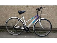 Raleigh Pioneer Ladies hybrid excellent city bike *Bristol UpCycles - Delivery available*
