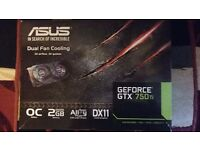 ASUS GTX 75OTi 2GB OC Edition